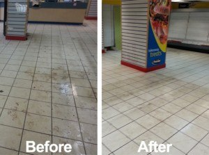 Commercial Cleaning;