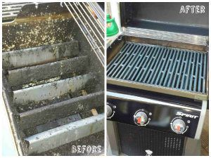 Barbeque Cleaning In London
