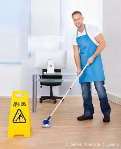 Commercial Cleaning Service London
